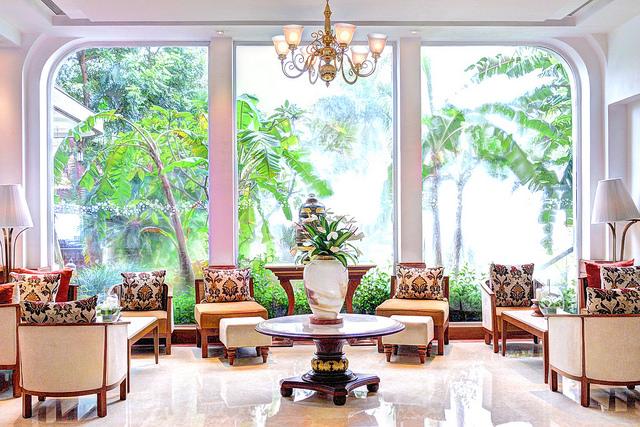 印度住宿 X VIVANTA BY TAJ Malabar X The Panoramic Getaway Hotel