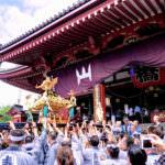 東京景點 X 淺草三社祭 X 一年一度活力熱鬧慶典