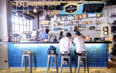 桃園咖啡 X Cafeholic coffee & bar X 咖啡上癮者的秘密天地