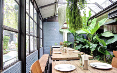 曼谷美食 X Bitterman Restaurant X 發現 Silom 後花園