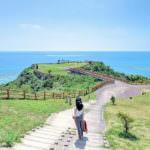 沖繩景點 X 知念岬公園、NIRAIKANAI橋 X 屹立於海天一色之中