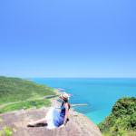 台北景點 X 春暖花開基隆小旅行 X 老鷹岩與大武崙海灘