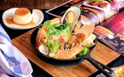 新竹 Aasta 艾思塔 | 徜徉於南寮海岸品嘗義大利海鮮料理