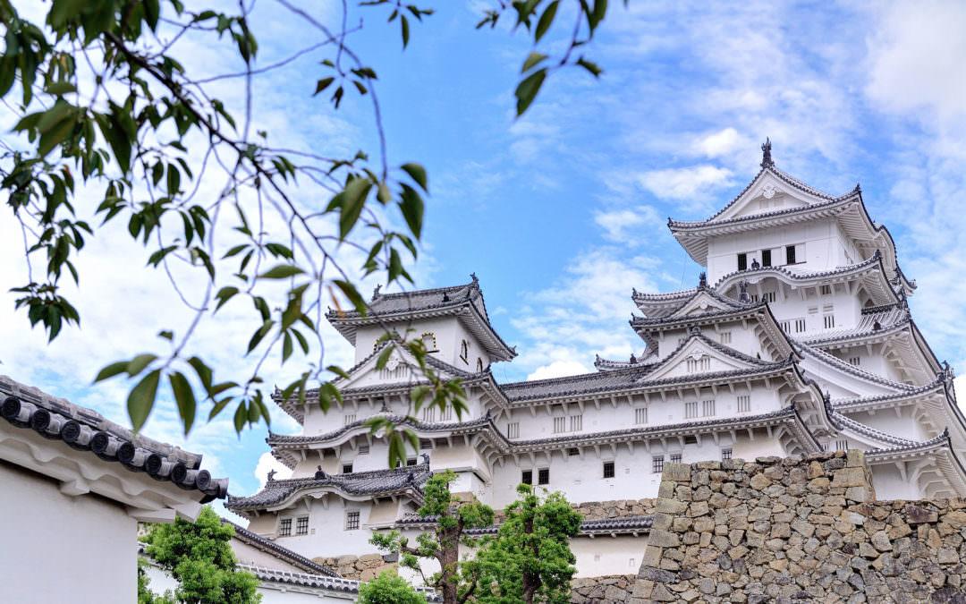 日本鄉間一個人旅行 : 德島、姬路城、倉敷美觀、金刀比羅宮