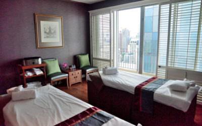 曼谷高空按摩|RarinJinda Wellness Spa ・30 樓視野皇室般享受
