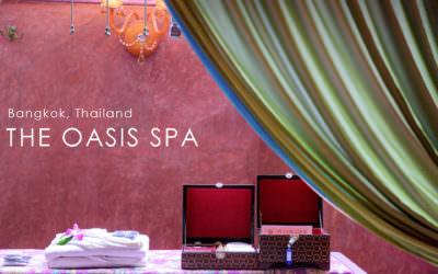 曼谷 SPA |Oasis Spa 享受泰北綠洲風情頂級精油熱石按摩