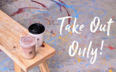 新竹外帶咖啡  HILA FOOLS :  外帶咖啡也可以很有型