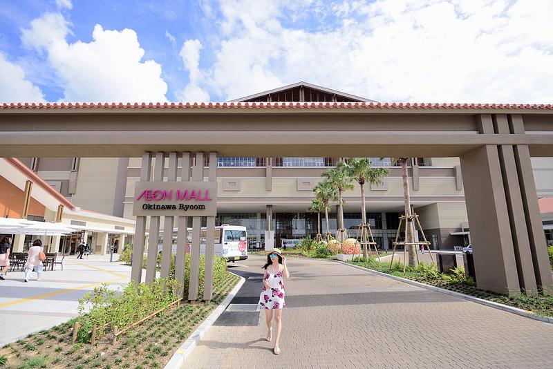 沖繩,購物,AEON MALL RYCOM