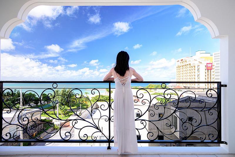 沖繩,住宿,monpa